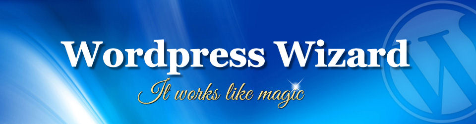 We're Wizards with Wordpress